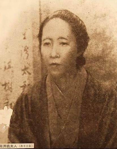四郷隆盛の妻・愛加那だけが銅像...